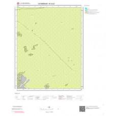 M43b3 Paftası 1/25.000 Ölçekli Vektör Jeoloji Haritası