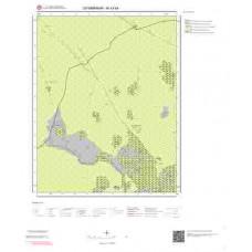 M43b4 Paftası 1/25.000 Ölçekli Vektör Jeoloji Haritası