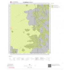 M43c1 Paftası 1/25.000 Ölçekli Vektör Jeoloji Haritası