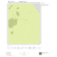 M43c3 Paftası 1/25.000 Ölçekli Vektör Jeoloji Haritası