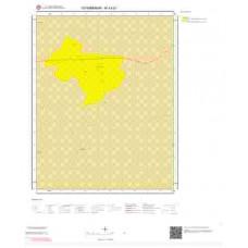 M43d1 Paftası 1/25.000 Ölçekli Vektör Jeoloji Haritası