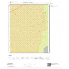 M43d2 Paftası 1/25.000 Ölçekli Vektör Jeoloji Haritası