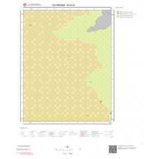 M43d3 Paftası 1/25.000 Ölçekli Vektör Jeoloji Haritası