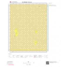 M43d4 Paftası 1/25.000 Ölçekli Vektör Jeoloji Haritası