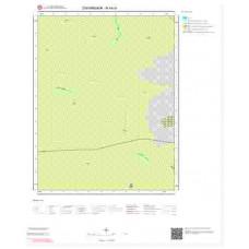 M44a1 Paftası 1/25.000 Ölçekli Vektör Jeoloji Haritası