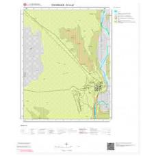 M44a2 Paftası 1/25.000 Ölçekli Vektör Jeoloji Haritası