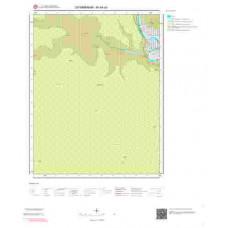 M44a3 Paftası 1/25.000 Ölçekli Vektör Jeoloji Haritası