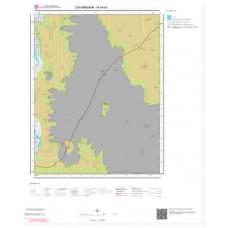 M44b1 Paftası 1/25.000 Ölçekli Vektör Jeoloji Haritası