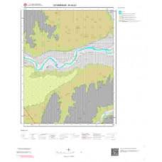 M44b3 Paftası 1/25.000 Ölçekli Vektör Jeoloji Haritası