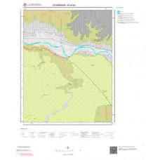 M44b4 Paftası 1/25.000 Ölçekli Vektör Jeoloji Haritası