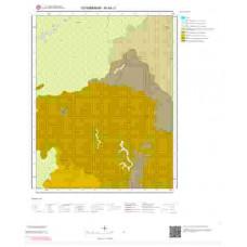 M44c1 Paftası 1/25.000 Ölçekli Vektör Jeoloji Haritası