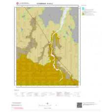 M44c2 Paftası 1/25.000 Ölçekli Vektör Jeoloji Haritası