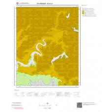 M44c3 Paftası 1/25.000 Ölçekli Vektör Jeoloji Haritası