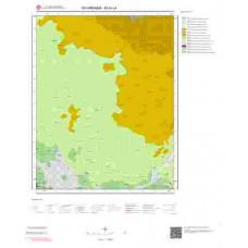 M44c4 Paftası 1/25.000 Ölçekli Vektör Jeoloji Haritası
