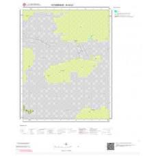 M44d1 Paftası 1/25.000 Ölçekli Vektör Jeoloji Haritası