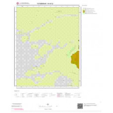M44d2 Paftası 1/25.000 Ölçekli Vektör Jeoloji Haritası