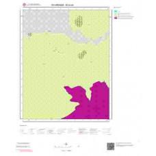 M44d4 Paftası 1/25.000 Ölçekli Vektör Jeoloji Haritası