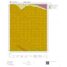 M 48-b4 Paftası 1/25.000 ölçekli Jeoloji Haritası
