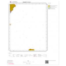 M52b1 Paftası 1/25.000 Ölçekli Vektör Jeoloji Haritası