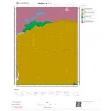 M52c2 Paftası 1/25.000 Ölçekli Vektör Jeoloji Haritası