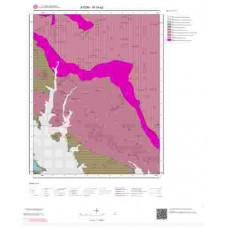N19a2 Paftası 1/25.000 Ölçekli Vektör Jeoloji Haritası