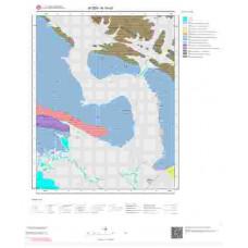 N19a3 Paftası 1/25.000 Ölçekli Vektör Jeoloji Haritası