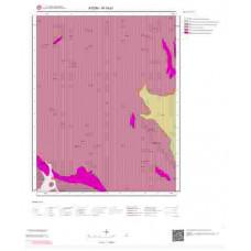 N19b1 Paftası 1/25.000 Ölçekli Vektör Jeoloji Haritası