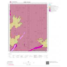 N19b2 Paftası 1/25.000 Ölçekli Vektör Jeoloji Haritası