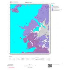 N19d1 Paftası 1/25.000 Ölçekli Vektör Jeoloji Haritası