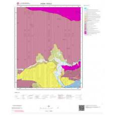 N20a1 Paftası 1/25.000 Ölçekli Vektör Jeoloji Haritası