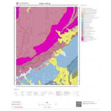 N20a2 Paftası 1/25.000 Ölçekli Vektör Jeoloji Haritası