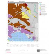 N27b1 Paftası 1/25.000 Ölçekli Vektör Jeoloji Haritası