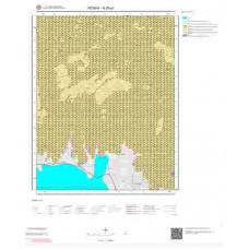 N28a1 Paftası 1/25.000 Ölçekli Vektör Jeoloji Haritası