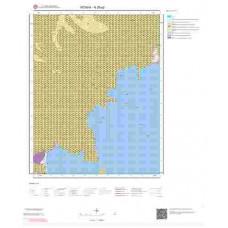 N28a2 Paftası 1/25.000 Ölçekli Vektör Jeoloji Haritası