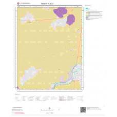 N29a1 Paftası 1/25.000 Ölçekli Vektör Jeoloji Haritası