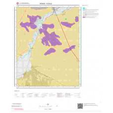 N29a2 Paftası 1/25.000 Ölçekli Vektör Jeoloji Haritası