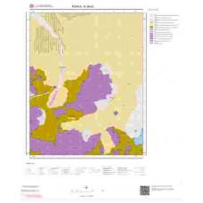 N29a3 Paftası 1/25.000 Ölçekli Vektör Jeoloji Haritası