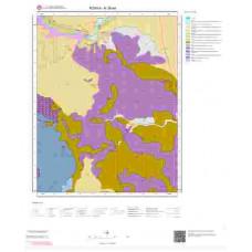 N29a4 Paftası 1/25.000 Ölçekli Vektör Jeoloji Haritası