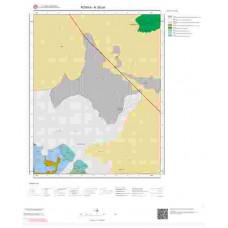 N29b4 Paftası 1/25.000 Ölçekli Vektör Jeoloji Haritası