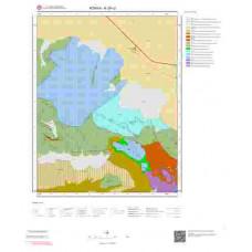 N29c2 Paftası 1/25.000 Ölçekli Vektör Jeoloji Haritası
