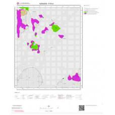 N30b1 Paftası 1/25.000 Ölçekli Vektör Jeoloji Haritası