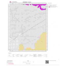 N 30-b3 Paftası 1/25.000 ölçekli Jeoloji Haritası