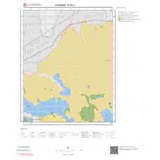 N 30-c1 Paftası 1/25.000 ölçekli Jeoloji Haritası