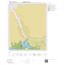 N 30-c2 Paftası 1/25.000 ölçekli Jeoloji Haritası