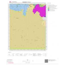 N30c3 Paftası 1/25.000 Ölçekli Vektör Jeoloji Haritası