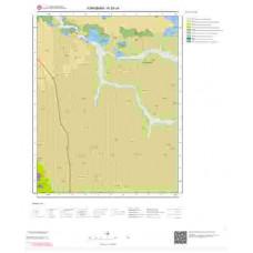 N30c4 Paftası 1/25.000 Ölçekli Vektör Jeoloji Haritası