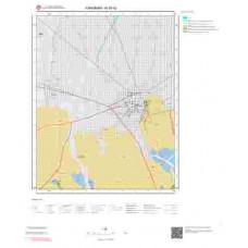 N30d2 Paftası 1/25.000 Ölçekli Vektör Jeoloji Haritası