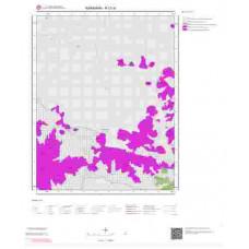 N31a1 Paftası 1/25.000 Ölçekli Vektör Jeoloji Haritası