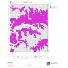 N31a2 Paftası 1/25.000 Ölçekli Vektör Jeoloji Haritası