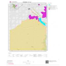 N31a3 Paftası 1/25.000 Ölçekli Vektör Jeoloji Haritası
